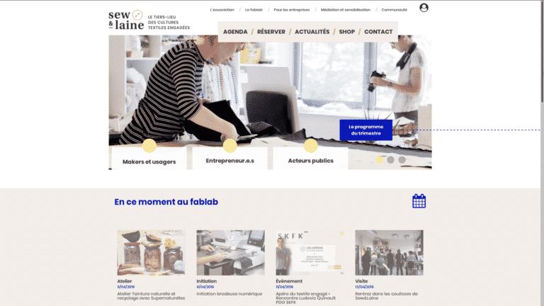 Site sewetlaine.com