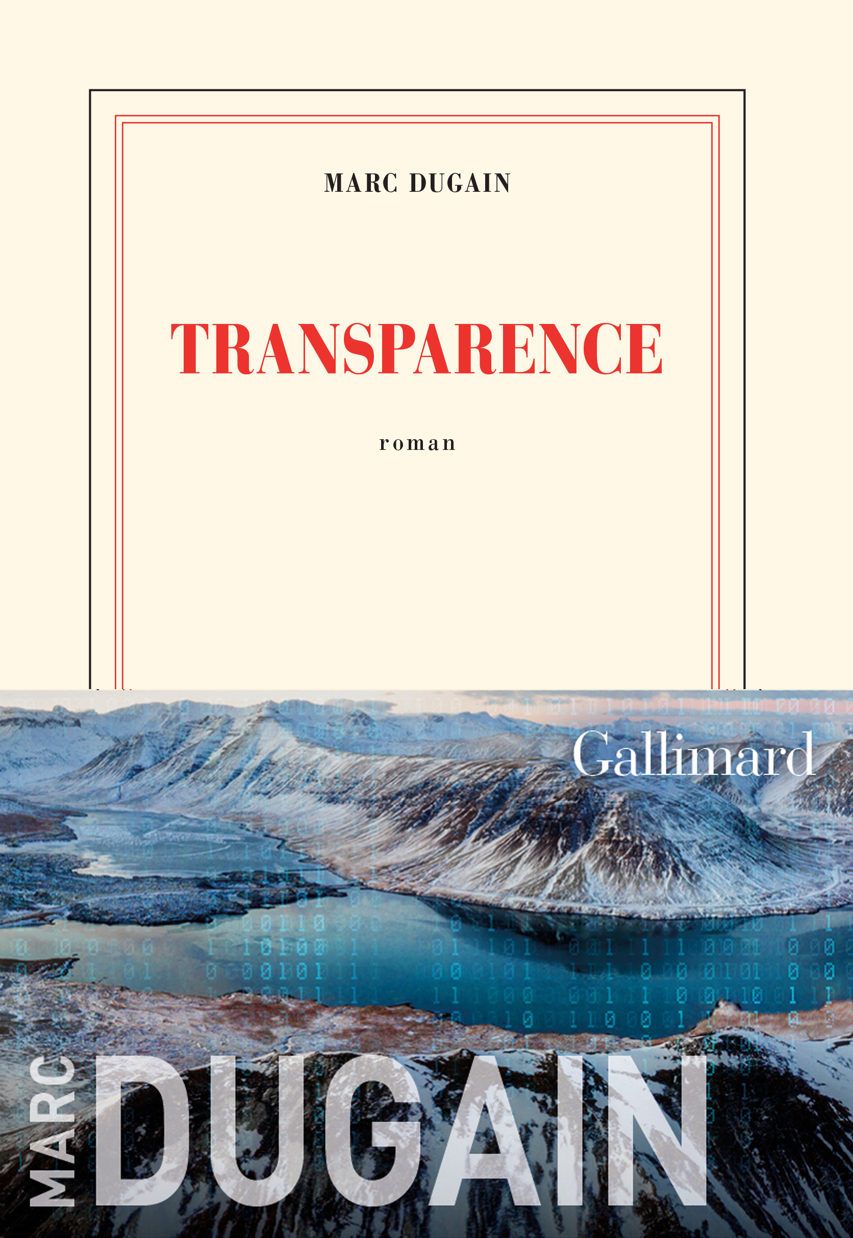 couverture transparence dugain