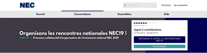 NEC2019